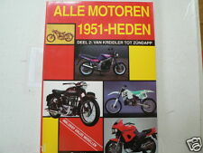 1951-1992 ALL MODELS PART TWO FROM KREIDLER TOT ZUNDAPP,MZ,AGUSTA,LAVERDA,URAL