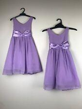 Lala & Erina Flower Girls Party dresses Size 8 Wedding x 2