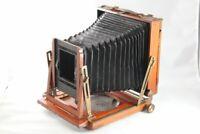 Rare Thornton Pickard Altrincham 4X6 Field Camera from Japan #905