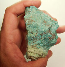 "Chrysocolla Rough Crystal Raw Stone Specimen Rock Reiki 3"" Over 1/4Lb (CHR8)"