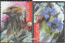 Switzerland 1836-1837 (complete issue) FDC 2003 Stamp Exhibition