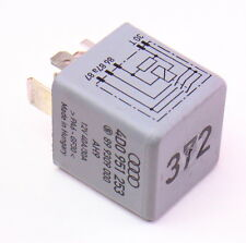 Fuel Pump Relay # 372 Audi Volkswagen VW Passat A4 A6 - Genuine - 4D0 951 253