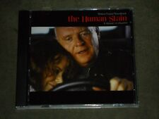 Human Stain: Coleman's Collection Soundtrack (CD, Oct-2003, Lakeshore Records)