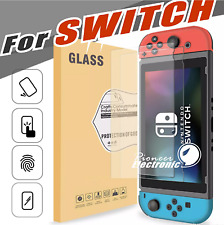 Nintendo Switch Screen Protector Tempered Glass Strong 9H Protection
