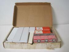 "HUGE LOT OF SLIDE BINDERS 2""X2"" 24X36 MM MIXED LOT MINT PER-O-COLOR GEPE"