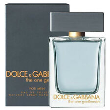 THE ONE GENTLEMAN de DOLCE & GABBANA - Colonia / Perfume 30 mL - Hombre / Man
