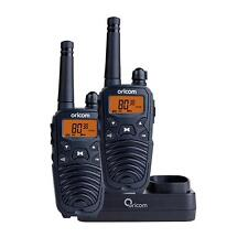 ORICOM 2 WATT UHF2180 UHF HANDHELD RADIOS+80 CHANNELS FOR CARS 4WD SECURITY ETC