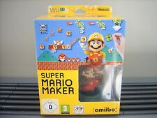 Super Mario Maker WII U Collector