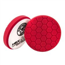 """Chemical Guys Hex Logic Red Finishing Pad 5"""""""