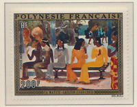 French Polynesia Stamp Scott #C-98, Mint Never Hinged