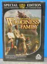 The Adventures of the Wilderness Family (DVD 2003) RARE 1975 FAMILY FILM NEW