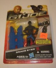 GI Joe Retaliation Movie Figure SNAKE EYES New MOSC