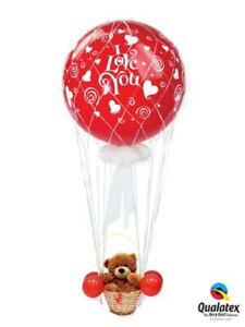 "35"" Balloon Net - To make Hot Air Balloon Centrpieces/Gifts"
