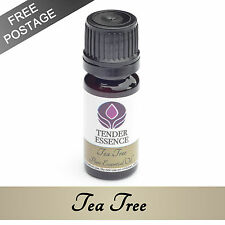 Tea Tree Essential Oil. For anti fungal nail infection treatment of toe & finger