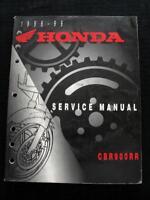 1996 1997 1998 1999 HONDA CBR900RR CBR900 MOTORCYCLE SERVICE REPAIR MANUAL NICE