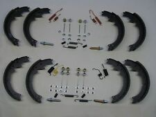 8 Brake Shoes w/ Adjusters & Hardware 61 62 63 64 65 66 Cadillac NEW