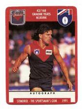 1991 Stimorol (43) Graeme YEATS Melbourne