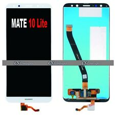 Display Lcd Touch screen bianco Ricambio Huawei Mate 10 Lite Rne-L21