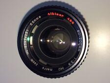 Albinar ADG f3.9 - 80-200mm macro zoom lens for Minolta MD mount cameras