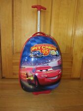 Heys Disney Pixar Cars Carry on rolling luggage