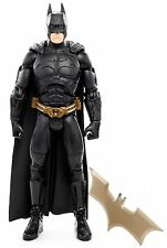 "DC The Dark Knight Movie Masters BATMAN BEGINS 6"" Action Figure Mattel 2008"