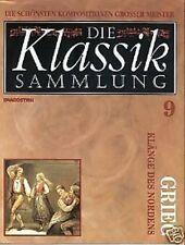 Die Klassik-Sammlung - Heft + CD Nr. 9 Grieg