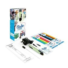 3Doodler Create 3D Pen With 50 Plastic Strands, No Mess, Non-Toxic - Hint Of Lim