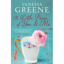 The Little Pieces of You and Me, Greene, Vanessa   Paperback Book   Acceptable  