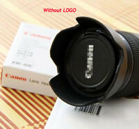 Flower Crown Lotus Petal Lens Hood for Canon 600D 550D 500D EF-S 18-55mm EW-60C