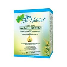 You Be Natural Botanical Straightening & Strengthening Treatment