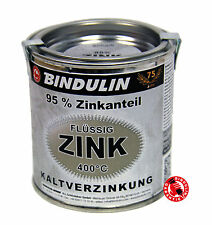 250g Flüssig Zink galvanische Kaltverzinkung Zinkanteil 95% grundieren verzinken