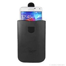 Handy Tasche Case Etui Hülle schwarz ZTE Grand X IN Pro Tania Blackberry Z10