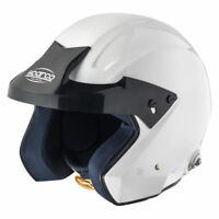 SALE !!! FIA SNELL Sparco Pro-J open face Helmet size XS fibreglass BEST PRICE