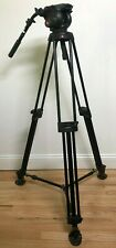 Manfrotto 504HD Fluid Head with Manfrotto 546B legs and Tuffpak Case