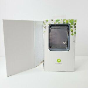 Motorola Roadster 2 89556N Bluetooth Speaker in car Speakerphone voice activated