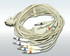 Bionet 10 Lead ECG EKGPatient Cable for CardioCare 2000 and the CardioTouch 3000