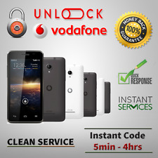 Unlock Code For Vodafone Smart First 7 VDF-200, ZTE Smart First 7 Fastest