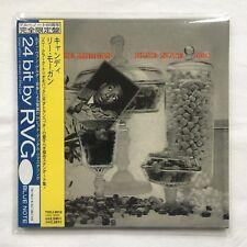 Lee Morgan Candy CD 24-Bit by RVG Japan Mono Mini LP BLP 1590 OBI Like New