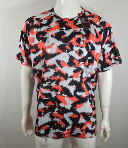 Under Armour Men's T-Shirt 2XL Loose Fit Digital Camo The Tech Tee NWT