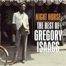 Music CD Night Nurse Gregory Isaacs The Best Of Sealed