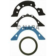 Engine Main Bearing Gasket Set-OHV Rear NAPA/FEL PRO GASKETS-FPG BS40646