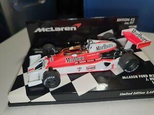 Minichamps - Marlboro McLaren M26 - James Hunt -  (tobacco decalled)
