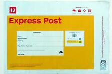 10 x 3Kg to 5Kg Express Post Satchels Large Prepaid Bag Australia - RRP $192.10