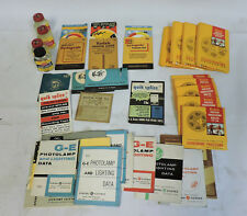 LARGE LOT OF MISC CAMERA ACCESSORIES BUTYRATE DOPE KODAK KODAGUIDES AND MORE....