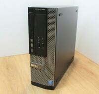 Dell Optiplex 3020 Windows 10 SFF PC Intel i3 4150 4th Gen 3.5GHz 4GB 500GB WiFi
