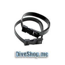 Rubber Knife Straps for Riffe knife quick release buckles spearfishing diving