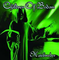 CHILDREN OF BODOM-HATEBREEDER-JAPAN SHM-CD