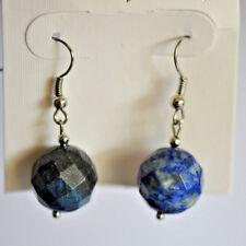 Ohrringe - Hänger  mit Perlen  - OHS  Nr. 15