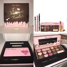 **Too Faced ~ I Dream In Chocolate Ultimate Everyday Makeup Collection**BNIB