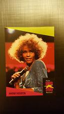 Whitney Houston ProSet Super Stars 2 MusiCards Uk: #60 & #61
